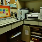 診療用パソコン