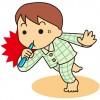 歯ブラシ事故