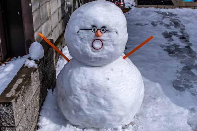 雪だるま_01