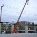 阪急高架工事